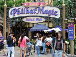 Mickey's Philhar Magic
