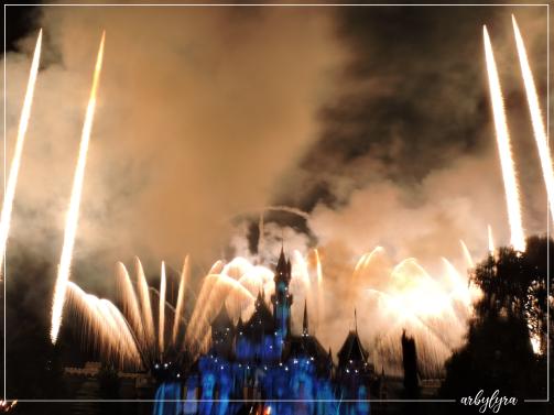 Disney in the stars!