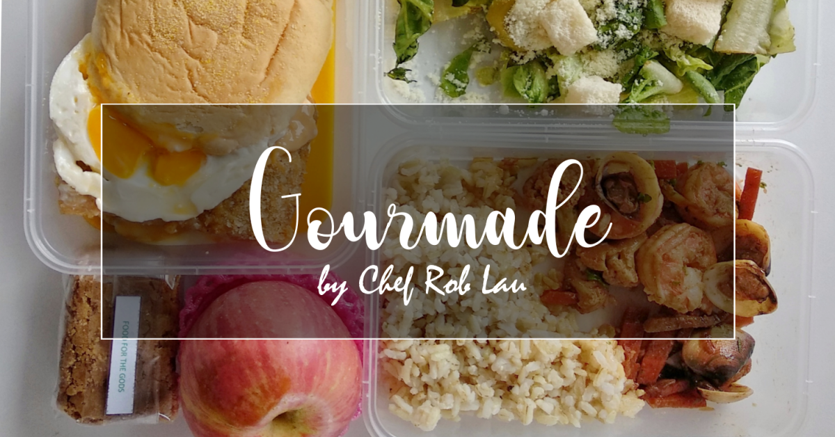 Gourmade by Chef Rob Lau - Losing weight while eating gourmet?!